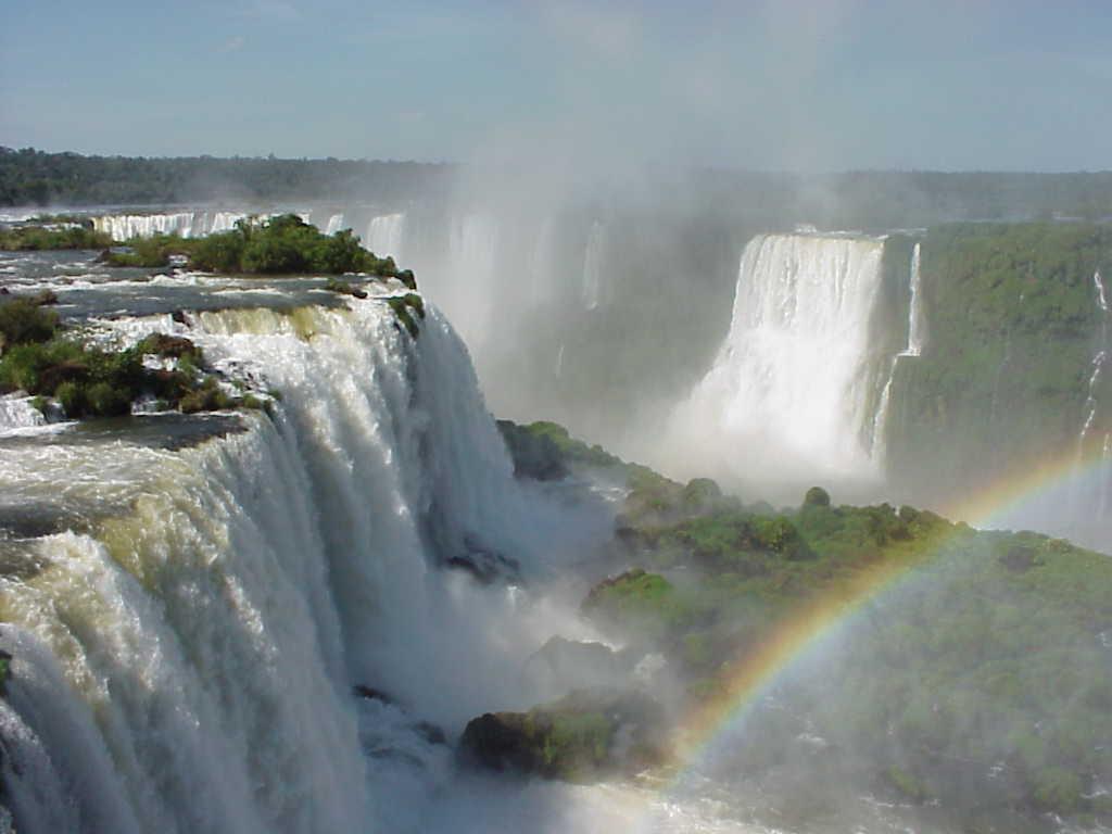 Park Narodowy Victoria Falls – potęga żywiołu