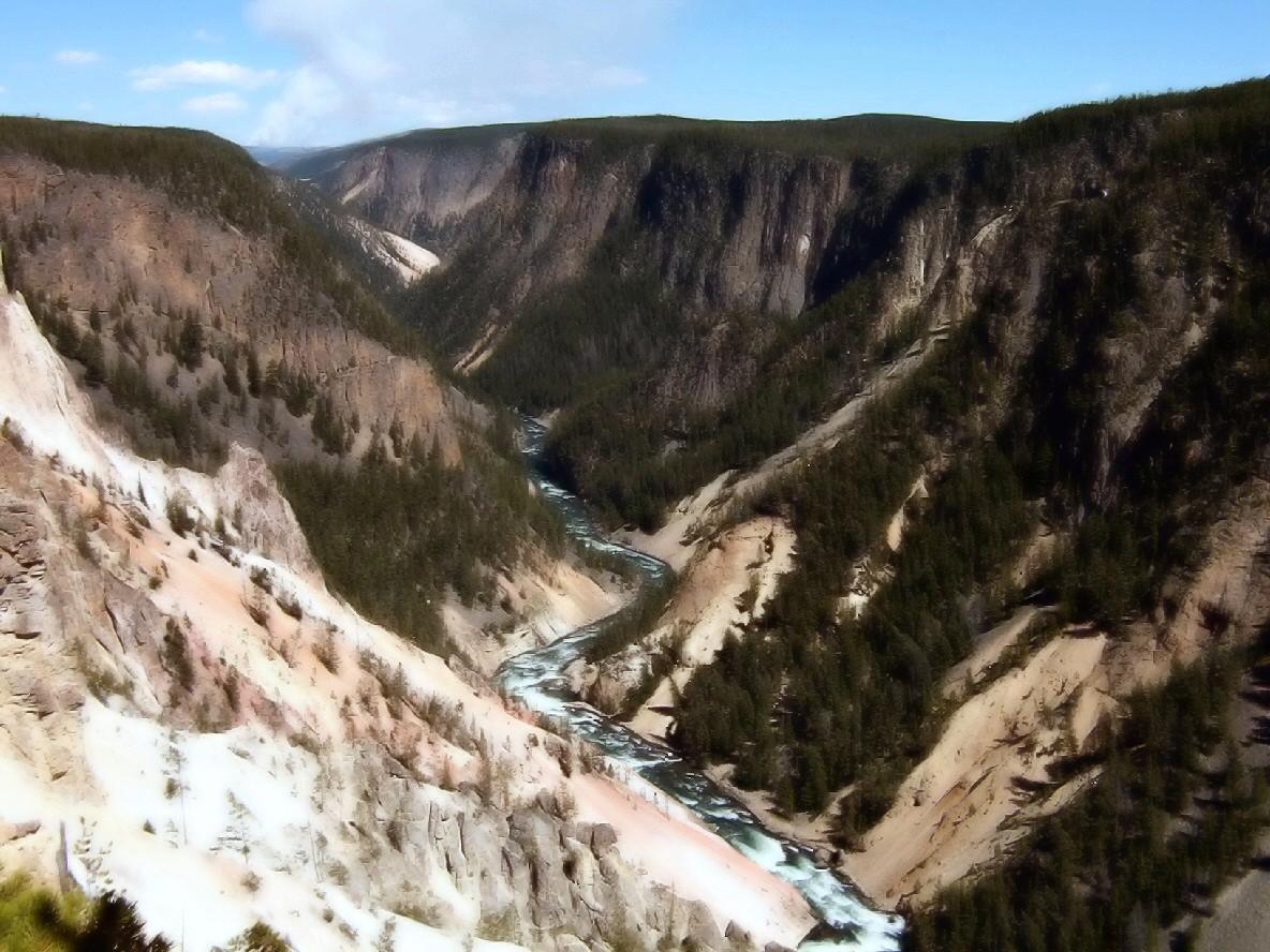 Park Yellowstone najstarszy park na świecie