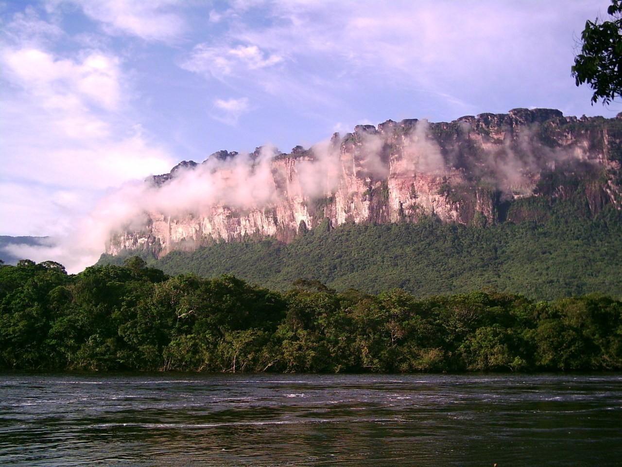 Wenezuelska tajemnica – Park Narodowy Canaima