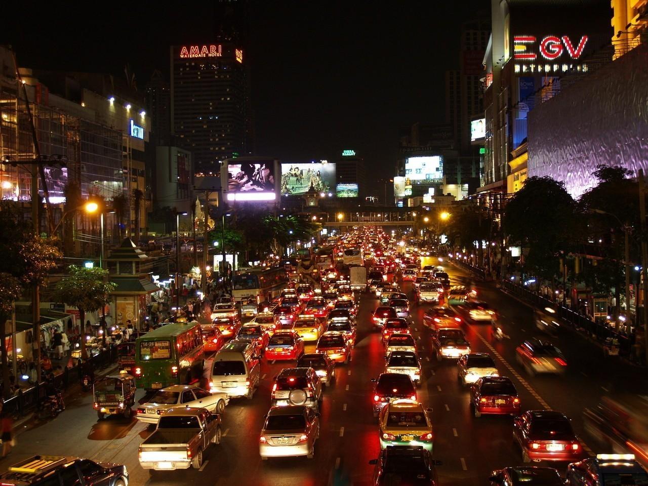 W podróży do Bangkoku