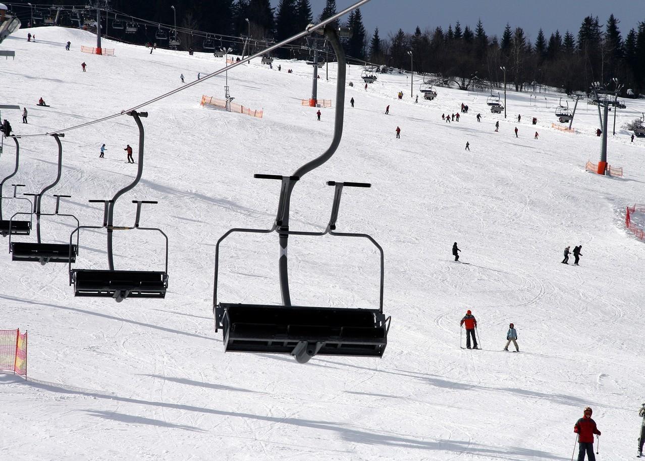 San Martino di Castrozza – włoskie centrum narciarstwa